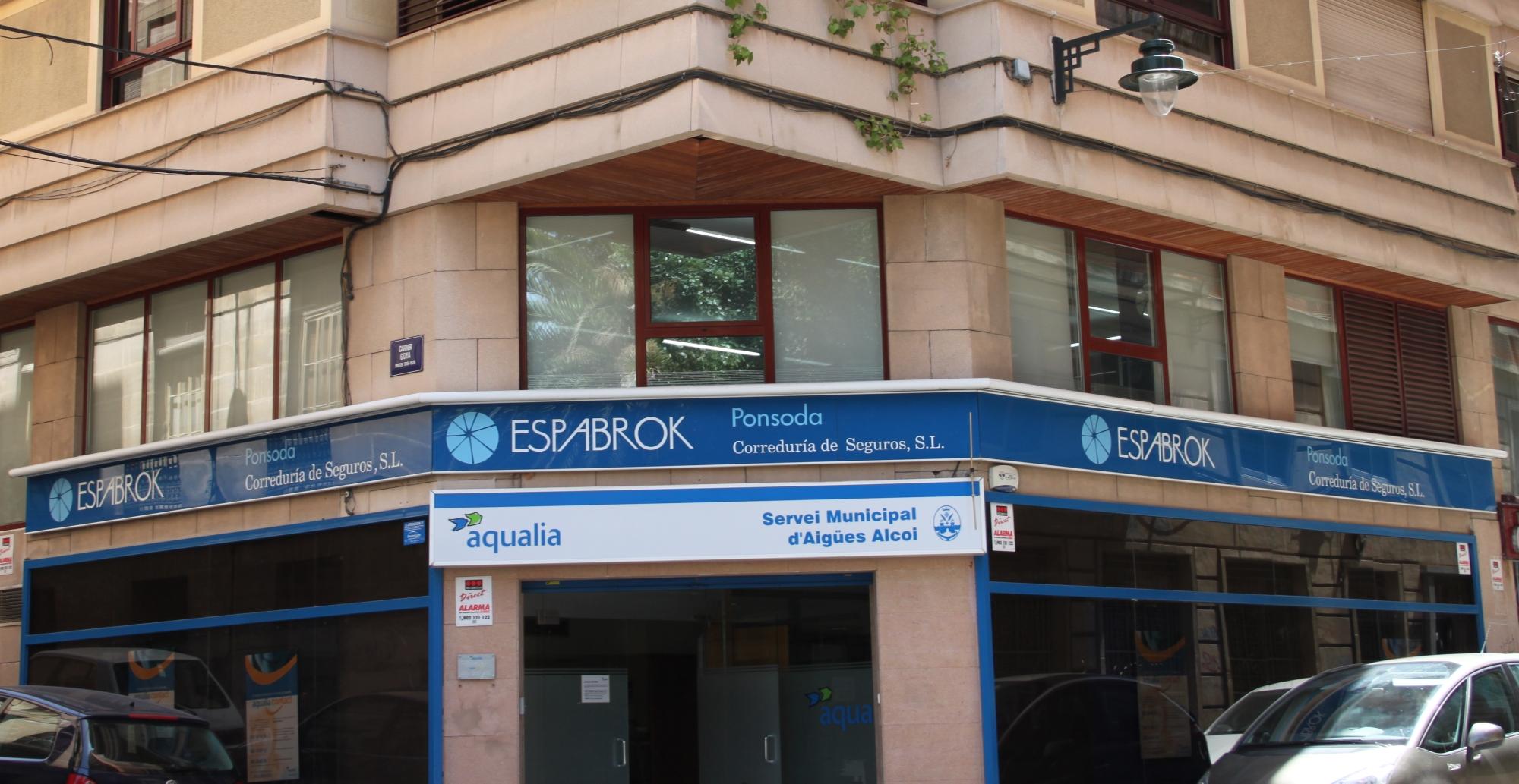 El Banco de alimentos de Madrid entrega una calle a espabrok