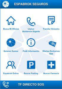 App Espabrok, tu aplicación móvil de seguros