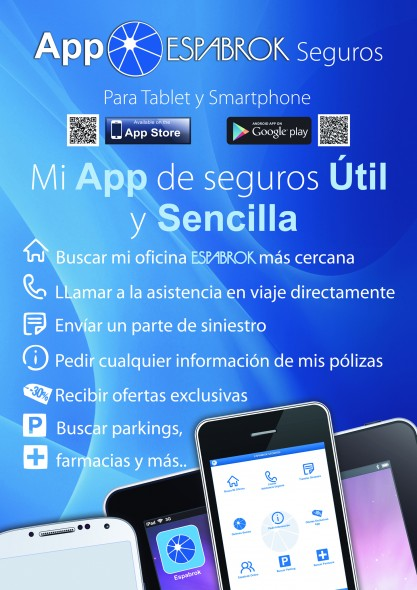 App seguros Alcoy Iphone Android