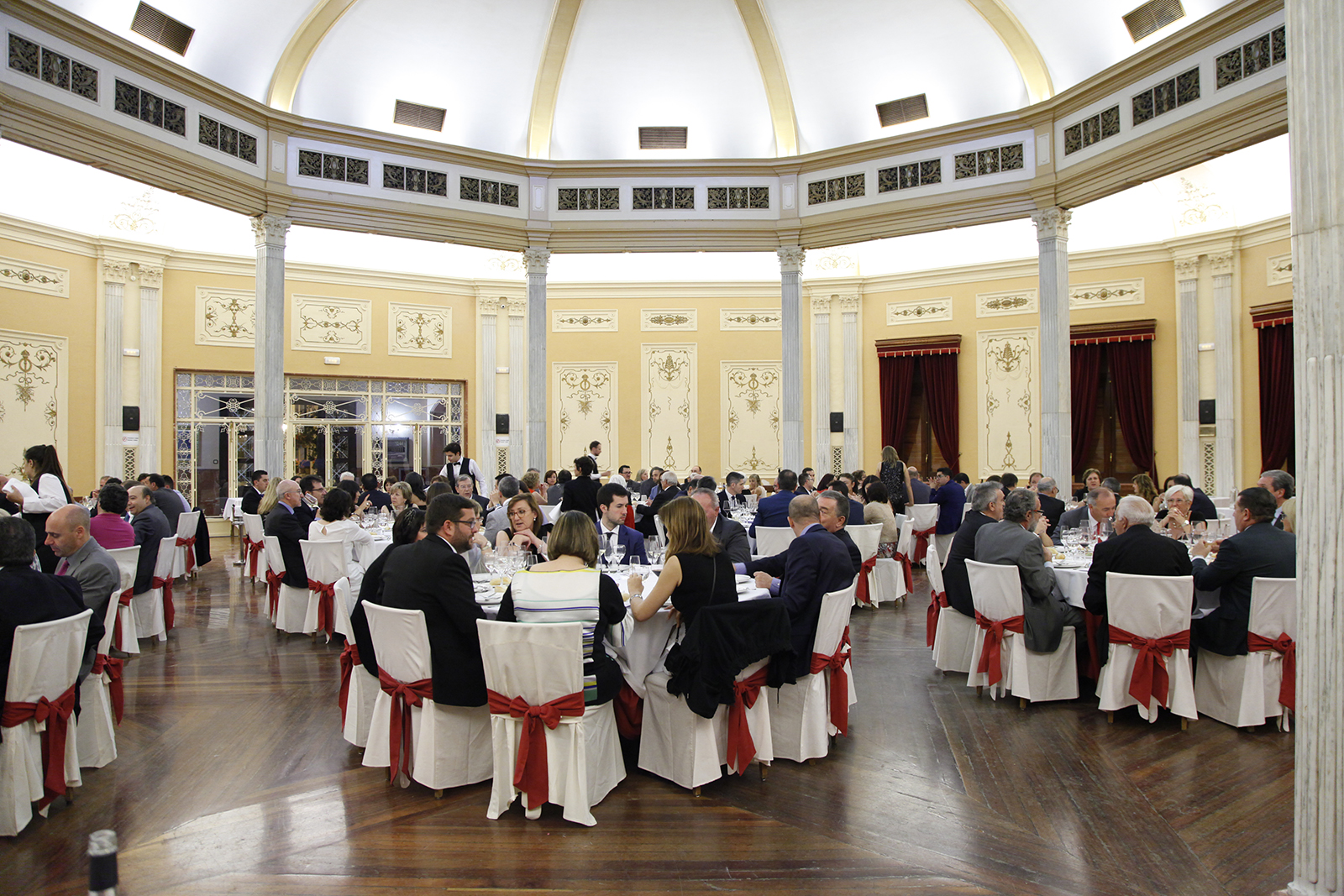Alcoy fue sede nacional del congreso de Espabrok
